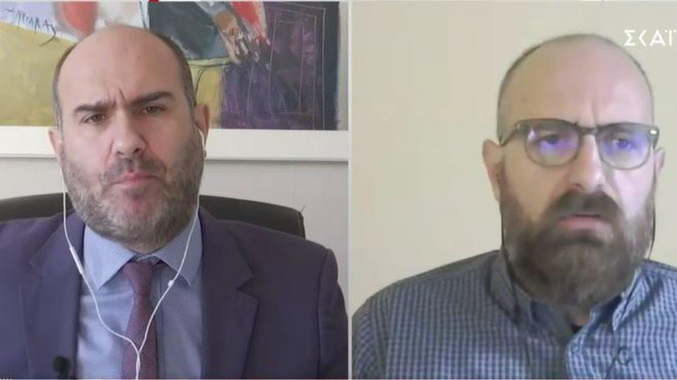Σύγκρουση Μαρκόπουλου-Σβέρκου στον «αέρα»: «Δεν ντρέπεσαι» - «Είσαι  περιφερόμενο fake news»