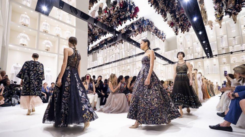 Οίκος Dior: Στην Αθήνα θα παρουσιάσει τη νέα του κολεξιόν «Croisière 2022»