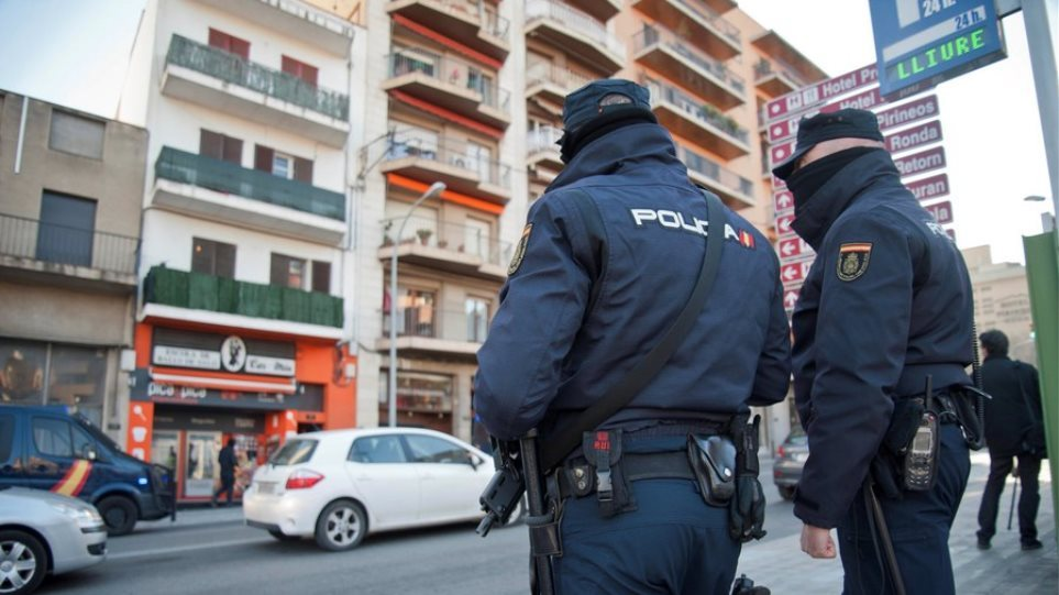 spanish-police