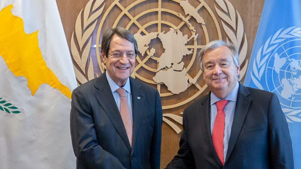 Κυπριακό: Αρχίζει στη Γενεύη η πενταμερής διάσκεψη με περιορισμένη αισιοδοξία