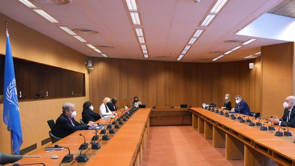 Ναυάγιο στη Γενεύη για το Κυπριακό: Λύση δύο κρατών δεν θα δεχτεί ούτε η ΕΕ ούτε ο ΟΗΕ, λέει ο Αναστασιάδης