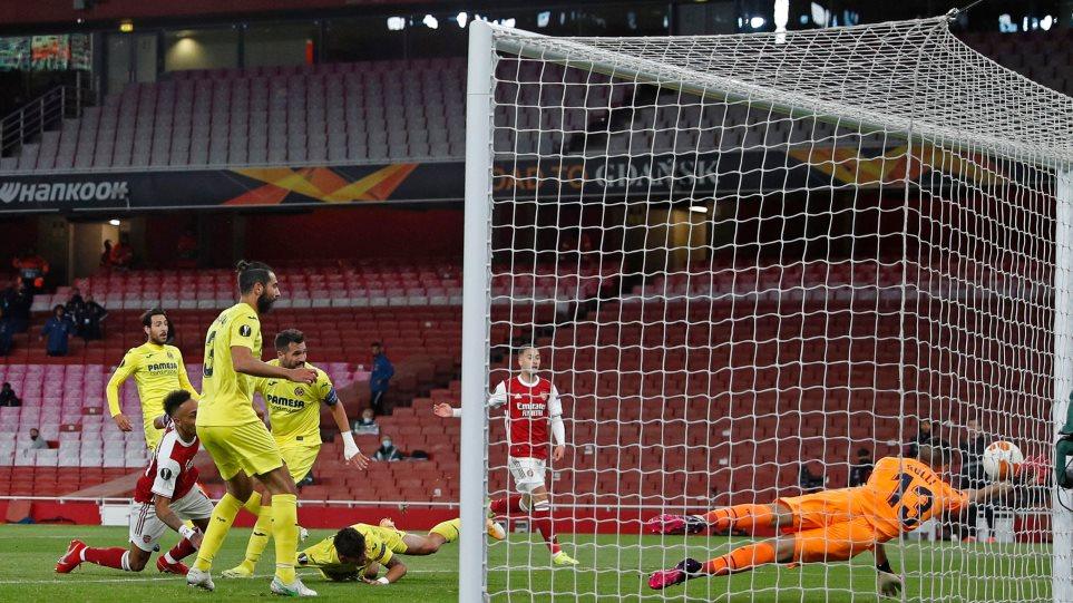 Europa League: Έγραψε ιστορία η Βιγιαρεάλ και παίζει τελικό με τη Γιουνάιτεντ – Δείτε τα γκολ των ημιτελικών