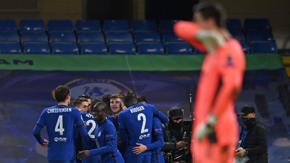 Champions League, Μάντσεστερ Σίτι-Τσέλσι ο τελικός – Οι «Μπλε» 2-0 τη Ρεάλ – Δείτε τα γκολ
