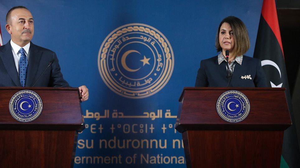 Λιβύη: Θρίλερ με την υπουργό Εξωτερικών που «στρίμωξε» τον Τσαβούσογλου