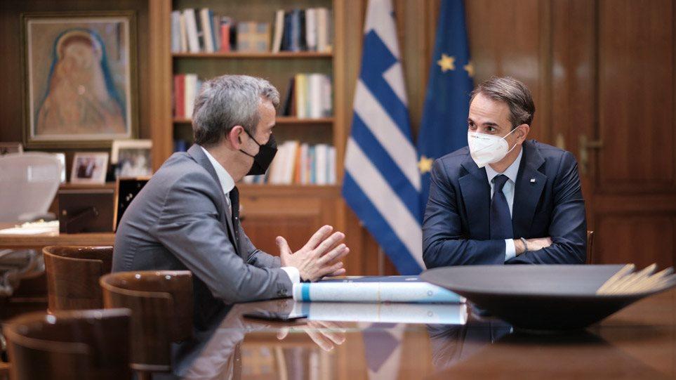 Ο ΦΟΝΟΣ ΔΙ' ΕΝΕΣΕΩΣ – Μητσοτάκης σε Ζέρβα: Θα έχουμε μέτρα μέχρι να χτίσουμε οριστικό εθνικό τείχος ανοσίας