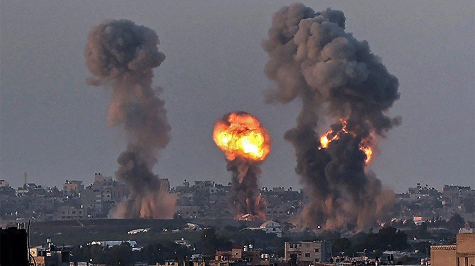 Ισραήλ: Πρόβες στρατιωτικής εισβολής στα σύνορα με τη Γάζα – Συνεχίζει με ρουκέτες η Χαμάς