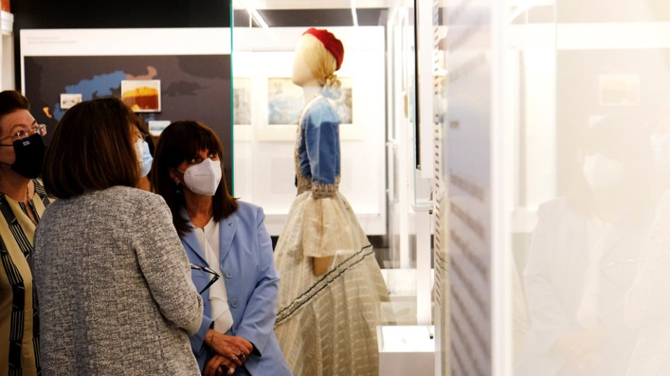 ΕΠΑΝΑΣΤΑΣΗ '21: Ξεκίνησε η μεγάλη έκθεση για την Επανάσταση στο Εθνικό Ιστορικό Μουσείο