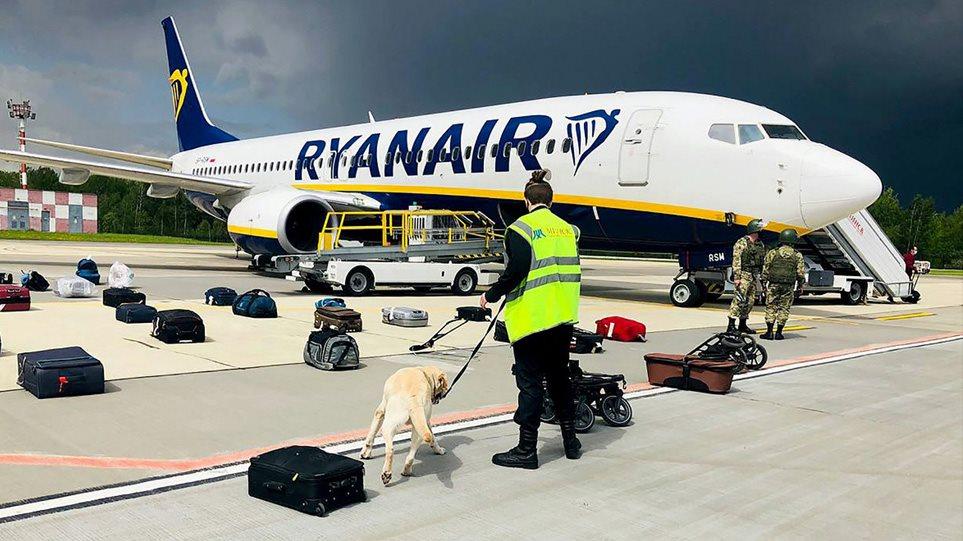 Αεροπειρατεία Λουκασένκο: Πράκτορες της KGB επέβαιναν στο αεροσκάφος, λέει ο διευθύνων σύμβουλος της Ryanair