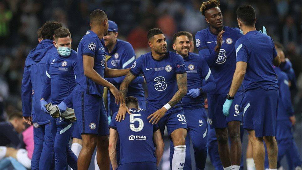 Champions League, Μάντσεστερ Σίτι-Τσέλσι 0-1: Πανάξια πρωταθλήτρια Ευρώπης η τέλεια Μπλε μηχανή του Τούχελ – Δείτε το γκολ