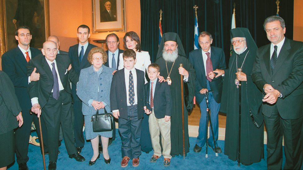 Κωνσταντίνος Αγγελόπουλος 1945-2021: Η πολυτάραχη ζωή του στη σκιά μιας δυναστείας