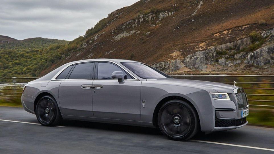 Rolls-Royce-electric