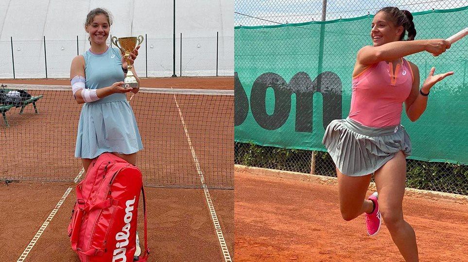 Μιχαέλα Λάκη: Το wonderkid του ελληνικού τένις που εντυπωσιάζει στο Roland Garros