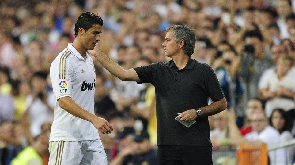 Μουρίνιο: «Θέλω ο Ρονάλντο να φύγει από την Ιταλία και να με αφήσει ήσυχο»