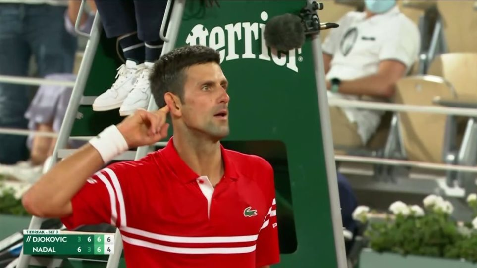Rolan Garros: Ο Τζόκοβιτς αντίπαλος του Τσιτσιπά στον τελικό της Κυριακής