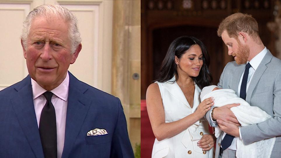 Μπάκιγχαμ: Ο Κάρολος δεν θέλει πρίγκιπα τον εγγονό του Άρτσι – Δεν αναγνωρίζει τίτλο στον γιο του Χάρι και της Μέγκαν