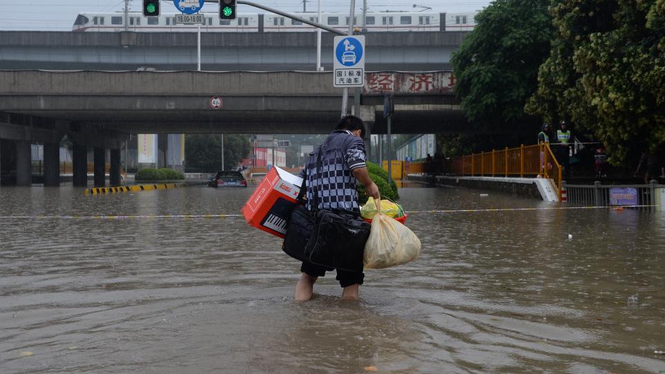 Κατακλυσμιαίες αλλαγές από την κλιματική κρίση: Λειψυδρία, εκτοπισμοί, λιμοί και κατάρρευση της οικονομίας
