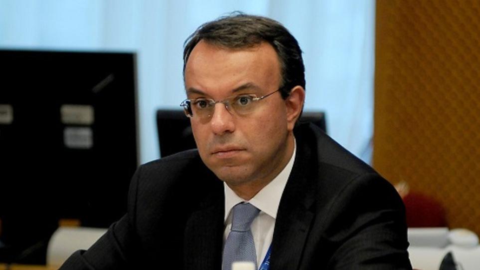 Σταϊκούρας: Νέα ευνοϊκή ρύθμιση για τις οφειλές της πανδημίας