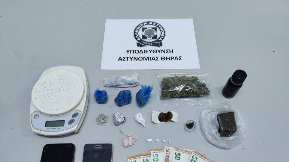 Santorini-narkwtika