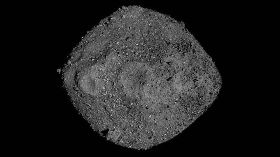 Μόλις 0,037% οι πιθανότητες να πέσει στη Γη ο αστεροειδής Μπενού