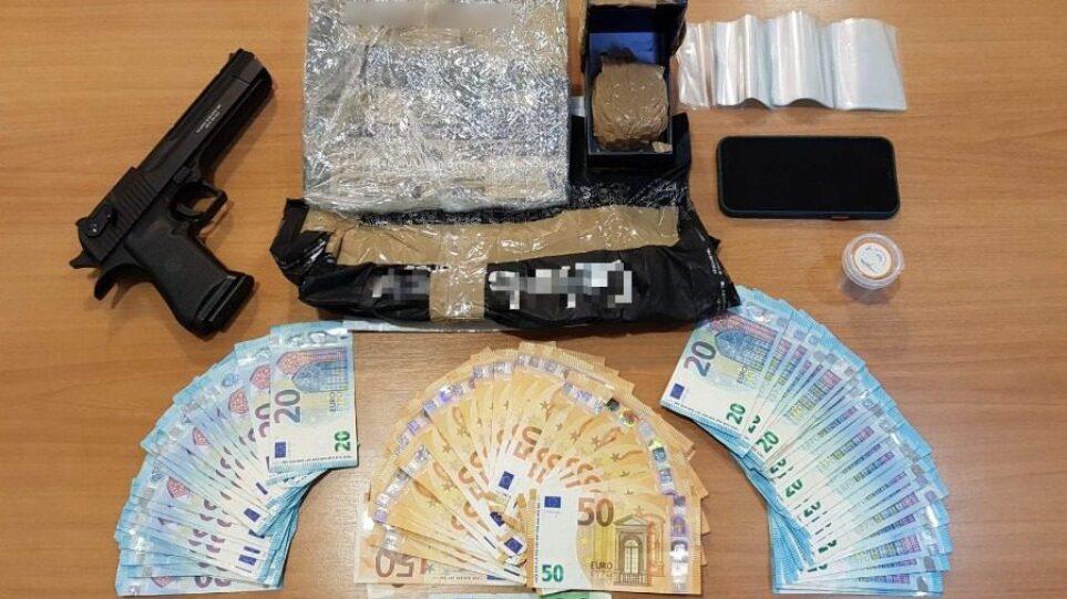 Ο «Kullo» βρήκε δέμα με κοκαΐνη που εστάλη στη Μυτιλήνη