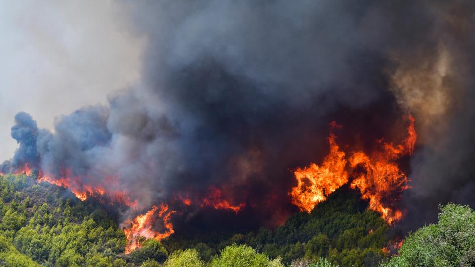 Πυροσβεστική: 27 δασικές πυρκαγιές το τελευταίο 24ωρο σε όλη την Ελλάδα