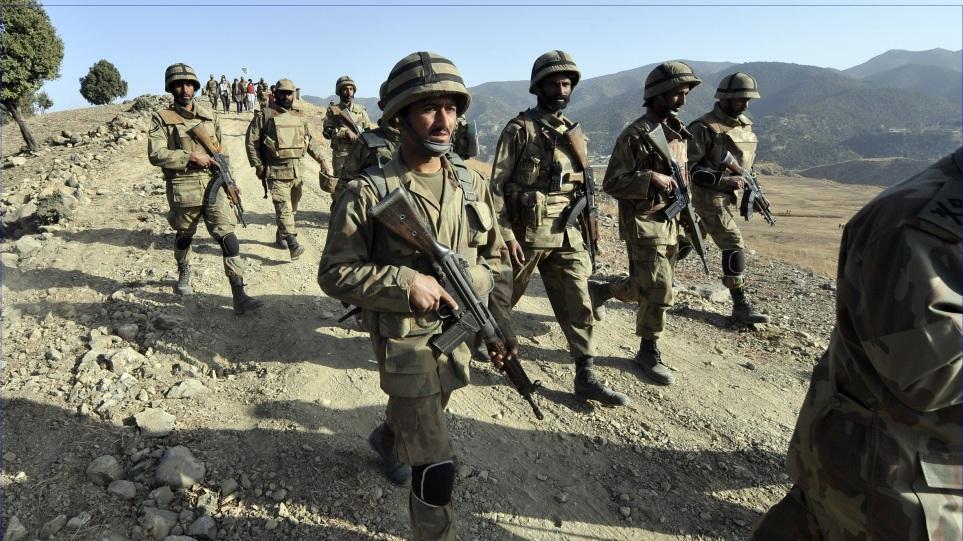 Pakistan-Army-Peshawar