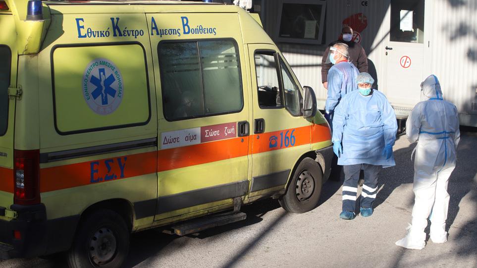 Πρόεδρος εργαζομένων ΕΚΑΒ Ιωαννίνων: Θλιβερά τα fake news ότι συνάδερφός  μας εμβολιάστηκε και πέθανε
