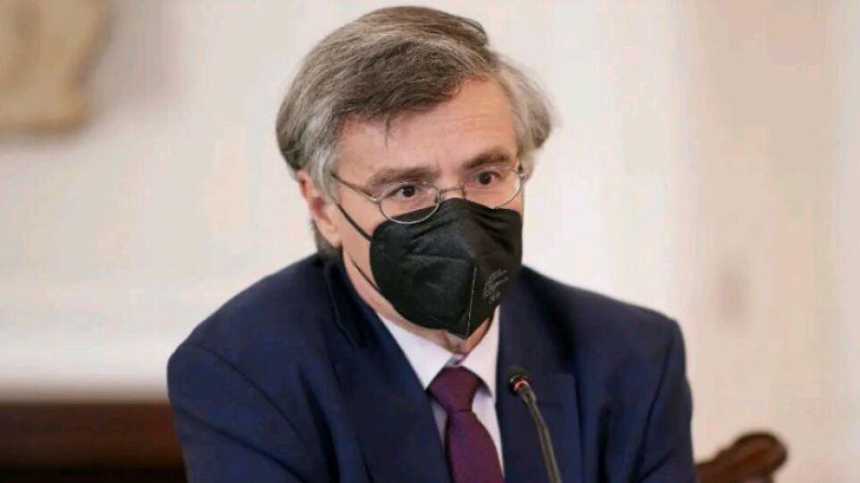 Τσιόδρας: Θα χρειαστούμε τρία-τέσσερα χρόνια μετά την πανδημία, για ν' αντιμετωπίσουμε τις επιπτώσεις