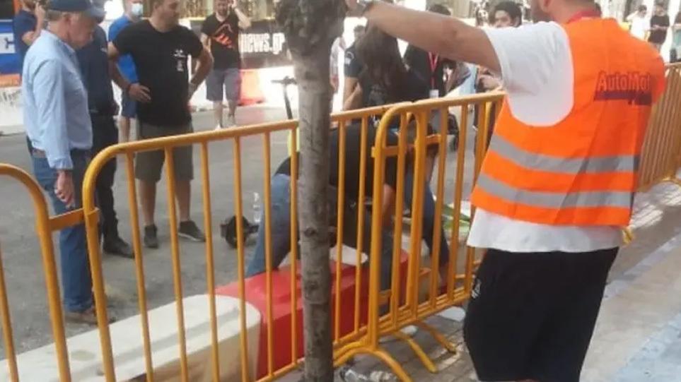 Πάτρα: Σοβαρό ατύχημα σε αγώνα καρτ - Τραυματίστηκε και διασωληνώθηκε 6χρονος - Δείτε φωτογραφίες