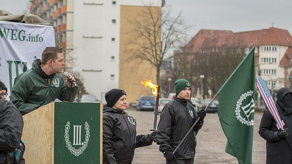 Der_III__Weg_demostration