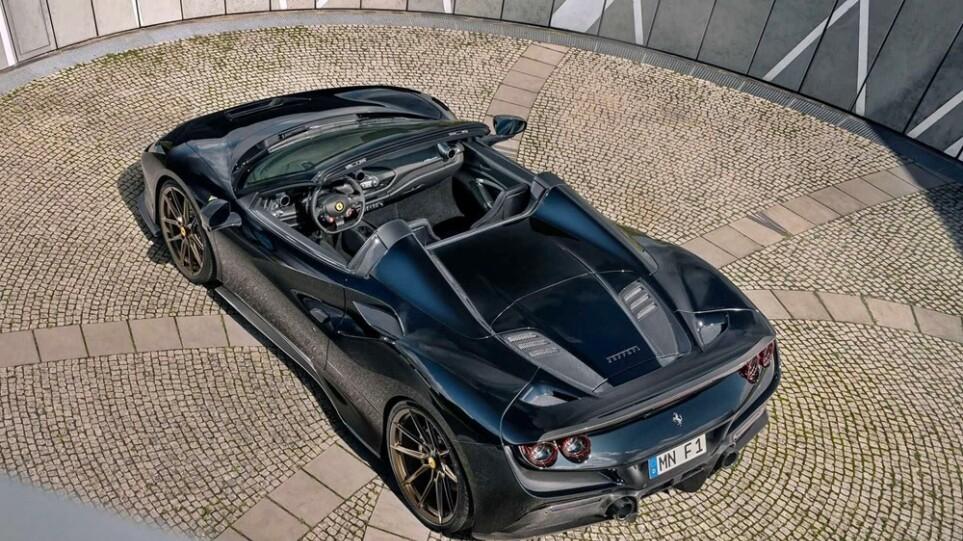 Ferrari-hybrid