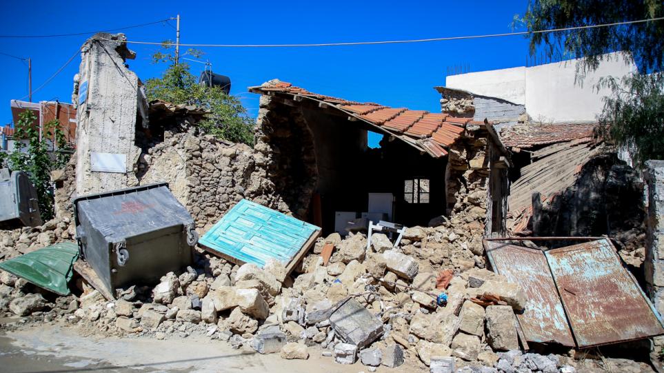 Σεισμός στην Κρήτη: Συνεχείς οι μετασεισμοί - Έξι δονήσεις άνω των τεσσάρων  Ρίχτερ μέχρι και τις 13:30