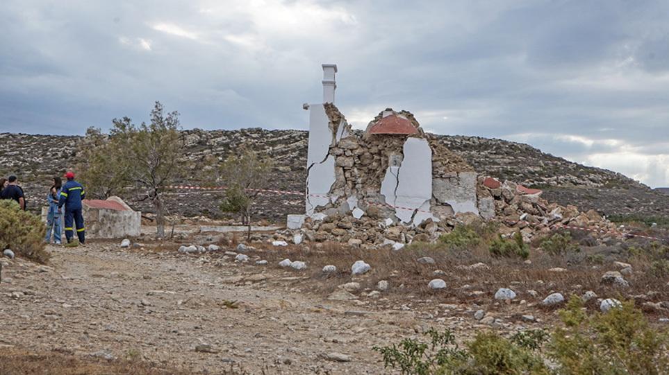Σεισμός στην Κρήτη: Ανησυχεί τους επιστήμονες η απουσία μεγάλου μετασεισμού