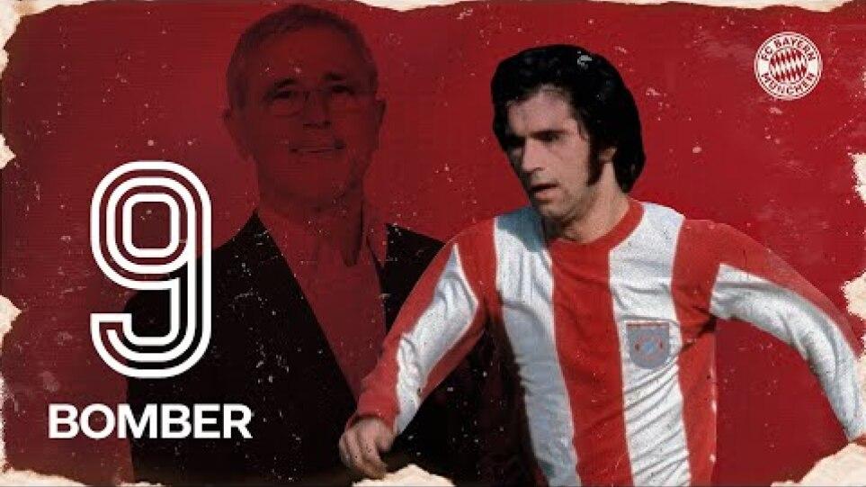 """""""Der Bomber"""", Record Goal Scorer, Legend: The Big Gerd Müller Documentary"""