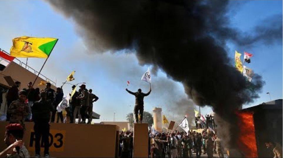 Επίθεση σιιτών στην αμερικανική πρεσβεία στη Βαγδάτη
