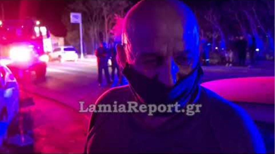 LamiaReport.gr: Τροχαίο μέσα στην πόλη
