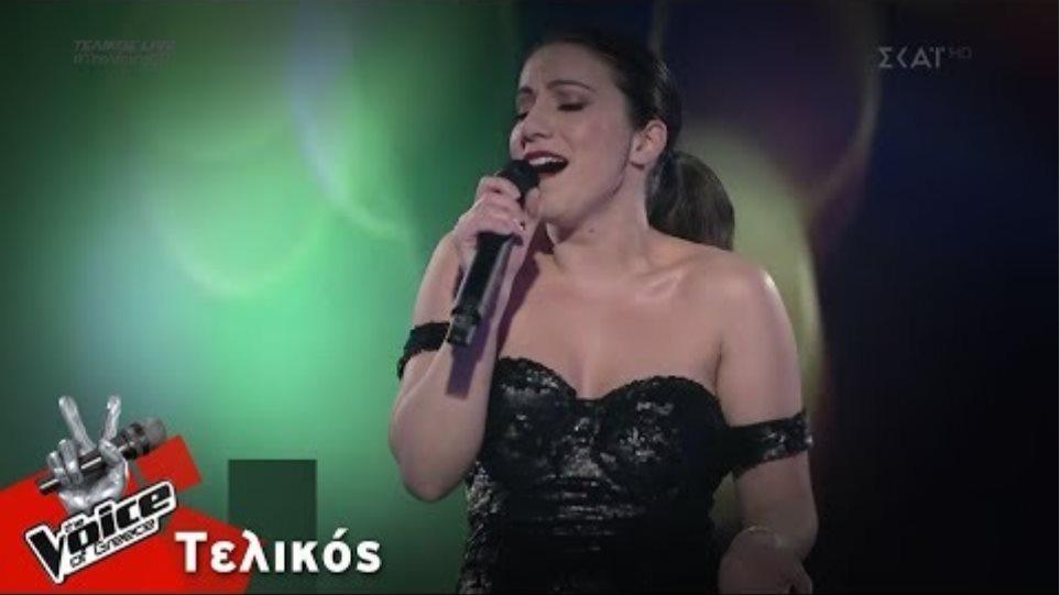 Λεμονιά Μπέζα - Η Μαλάμω | Τελικός | The Voice of Greece