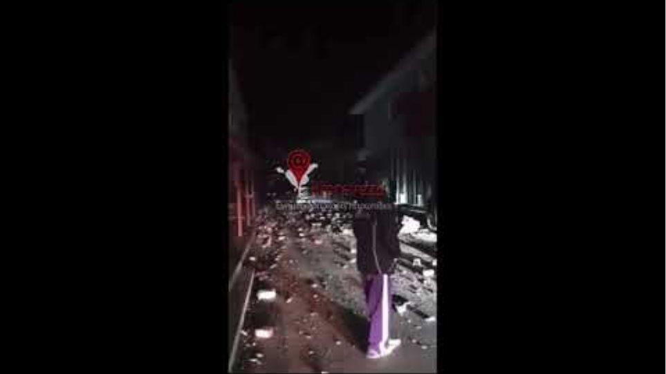 atpreveza.gr-Ζημιές στο Καναλάκι από το σεισμό 5,6 ρίχτερ