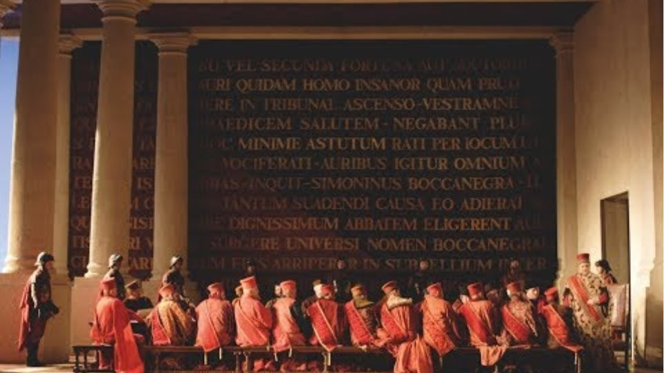 Simon Boccanegra trailer (The Royal Opera)