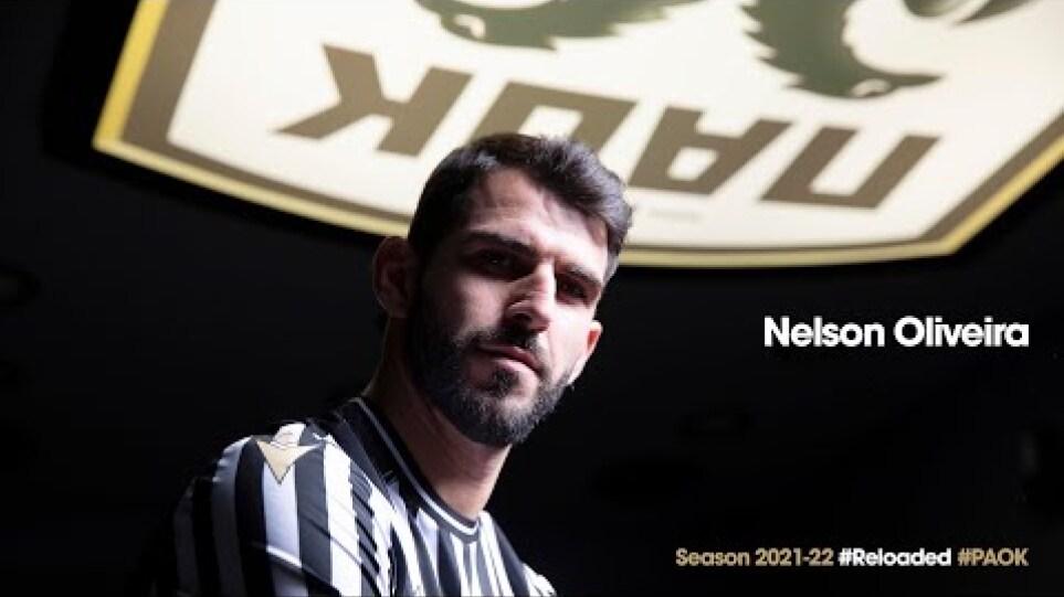 """Ολιβέιρα: """"Δεν έχετε δει το μέγιστο των δυνατοτήτων μου"""" - PAOK TV"""