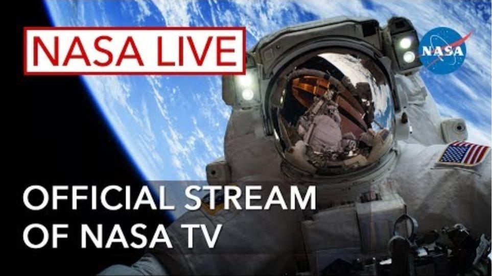 NASA Live: Official Stream of NASATV