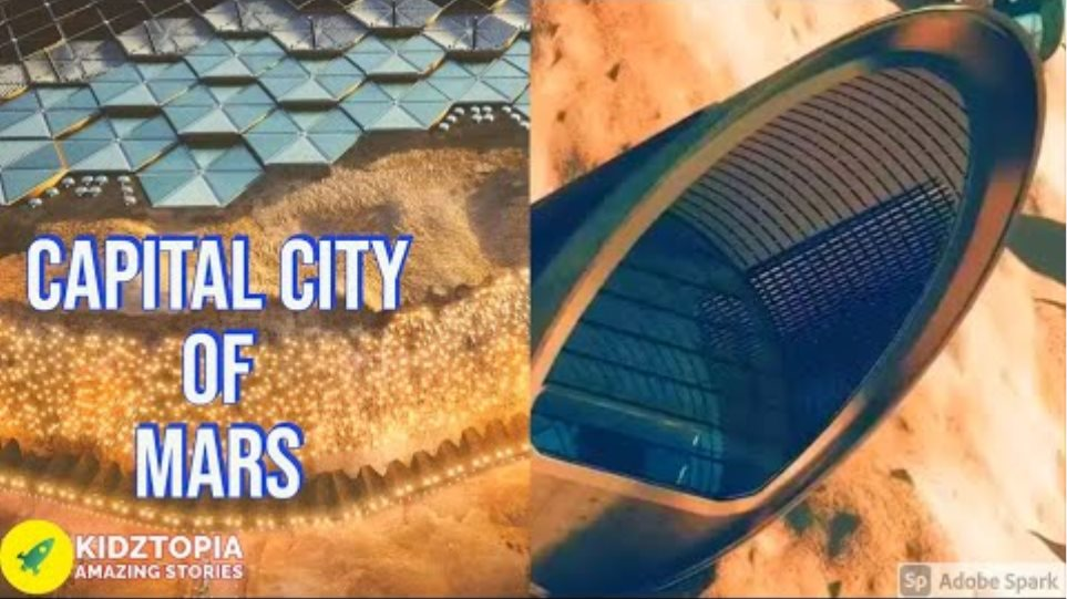 Καλώς ήλθατε στον Νώε, ο οποίος σύντομα θα γίνει η πρωτεύουσα του πλανήτη Άρη