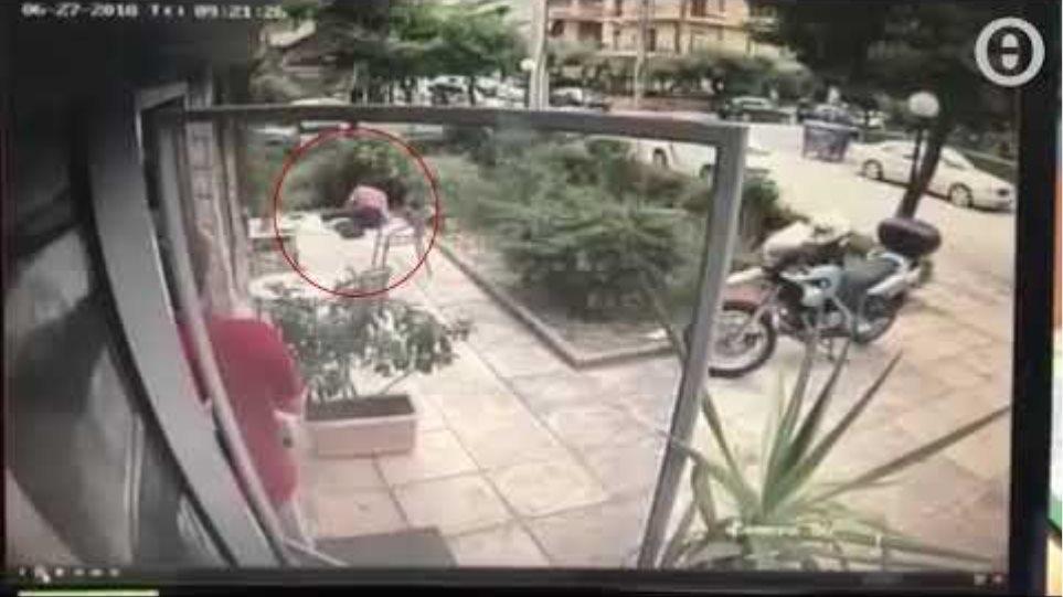 Βίντεο – ντοκουμέντο: Η στιγμή της επίθεσης στο Παλαιό Φάληρο
