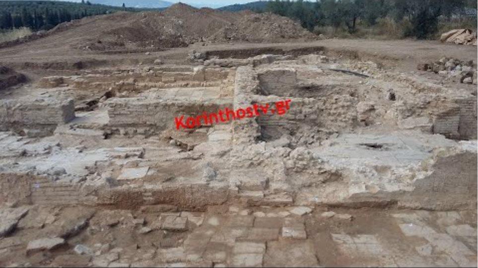 Η ανακάλυψη της αρχαίας Τενέας.
