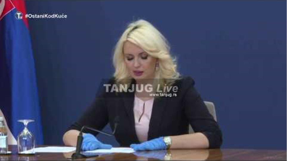Uživo - Presek stanja u vezi sa korona virusom u Srbiji (09.04.2020)
