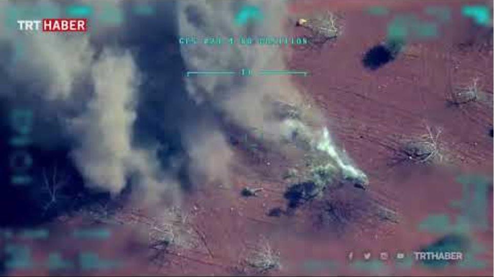 [HD] Turkish Strike Idlib 28/2/20 İdlib'de rejim unsurları nokta atışlarla etkisiz hale getiriliyor