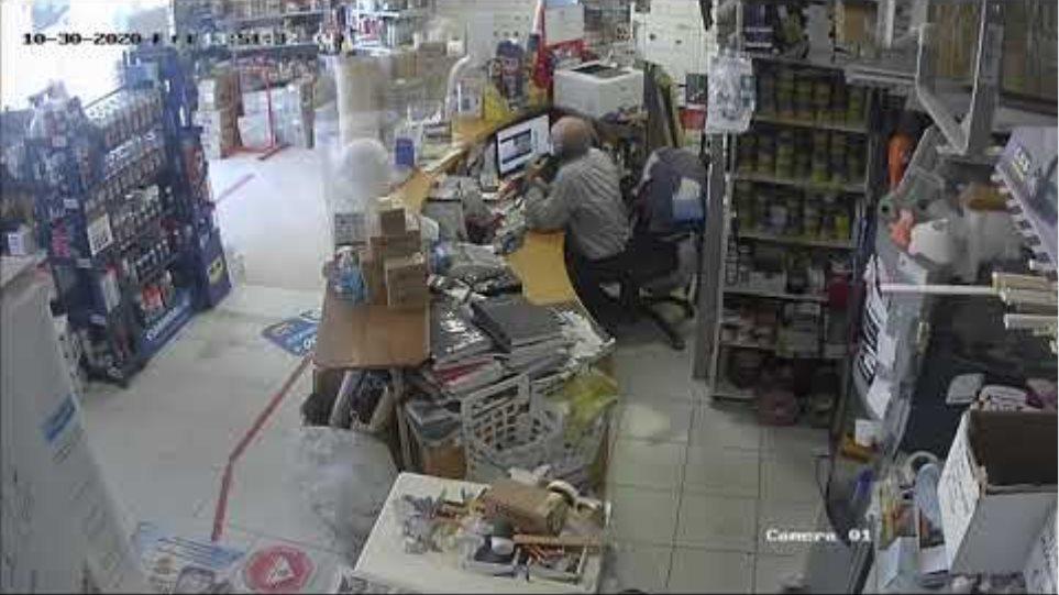 Βίντεο σοκ από τον μεγάλο σεισμό που χτύπησε τη Σάμο φέρνει στο φως της δημοσιότητας το ΘΕΜΑ.