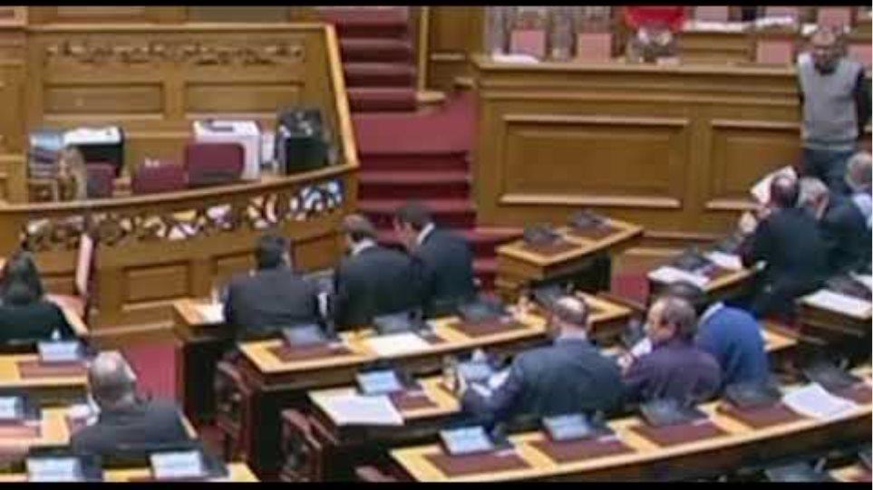 Τρώγονται στον ΣΥΡΙΖΑ: Κασιμάτη κατά Καραγιαννίδη για τη διαρροή του ψηφοδελτίου της (1)