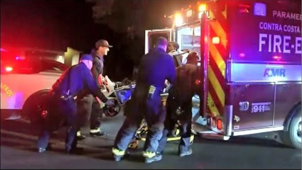 4 Dead in Halloween Party Shooting at Orinda AirBnB House
