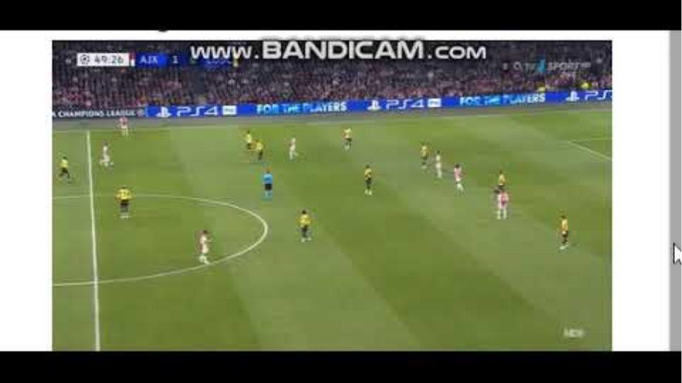 Alvarez E. Goal vs Lille! Ajax Lille  2 0